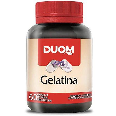 Gelatina 60 caps Duom