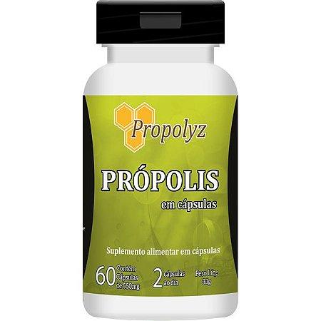 Propolis em Capsulas 60caps Duom