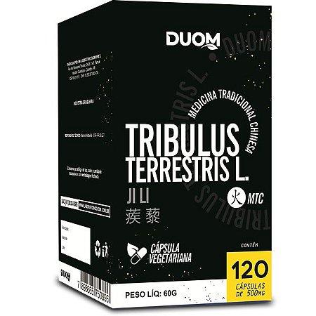 Cartucho Tribulus Terrestris MTC 120 caps Duom