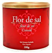 Flor de Sal 350g Cimsal