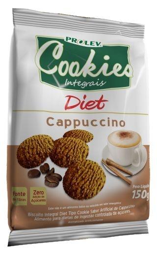 Cookies Integrais Cappuccino Diet 150g Probene
