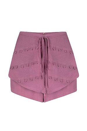 Shorts Saia Rose