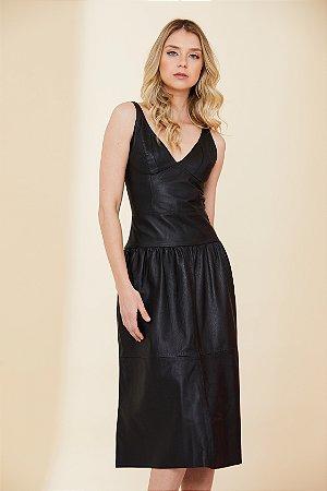 Vestido Elisa Preto