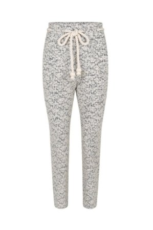 Calça Tweed Preta