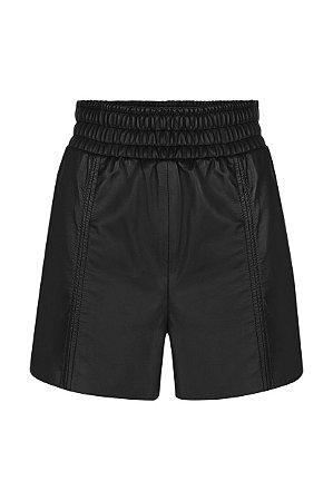 Shorts Elástico Cós Preto