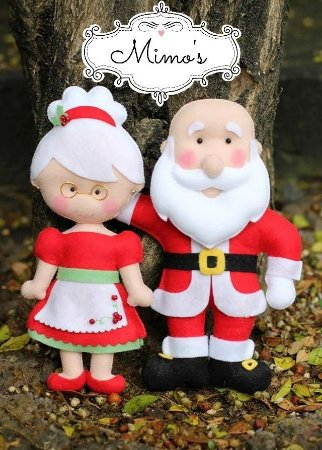 Apostila Digital Mamãe e Papai Noel