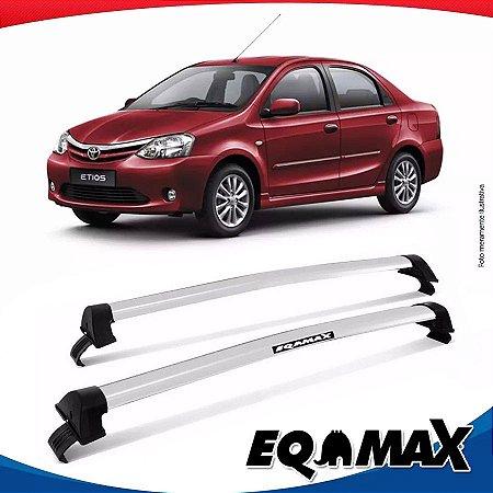 Rack Eqmax Toyota Etios Sedan New Wave 14/15 Prata