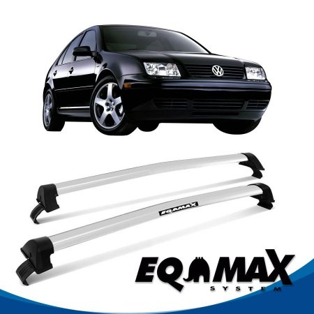 Rack Eqmax VW Bora 4 Pts New Wave 01/11 prata