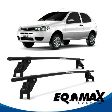 Rack Aço Teto Eqmax Fiat Palio Fire/ Economy 2 Pts 96/05