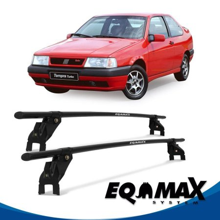Rack Aço Teto Eqmax Fiat Tempra 2 Pts 92/99