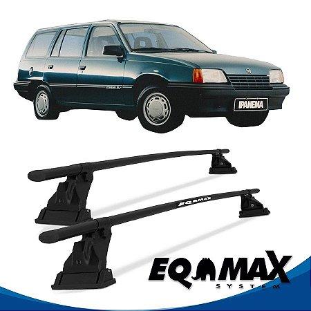 Rack Aço Teto Eqmax Chevrolet Ipanema 4 Pts 89/98