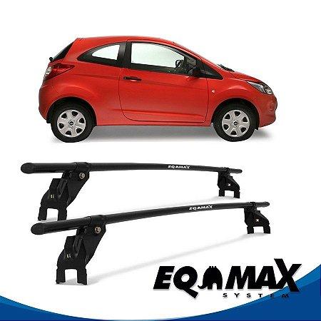 Rack Aço Teto Eqmax Ford Ka 2 Pts 08/13