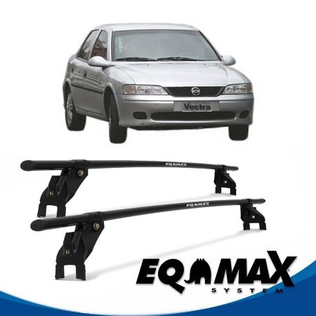 Rack Aço Teto Eqmax Chevrolet Vectra Sedan 95/05