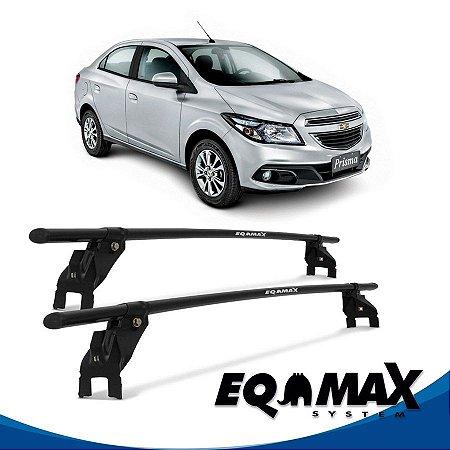 Rack Aço Eqmax Chevrolet Prisma LT 4 Portas 13/15