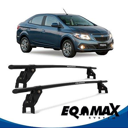 Rack Aço Eqmax Chevrolet Prisma LTZ 4 Portas 13/15