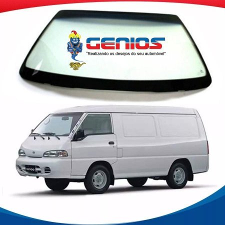 Parabrisa Hyundai H100 94/04 Van Vidro Dianteiro