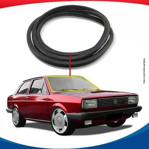 Borracha Parabrisa Volkswagen Voyage  88/94