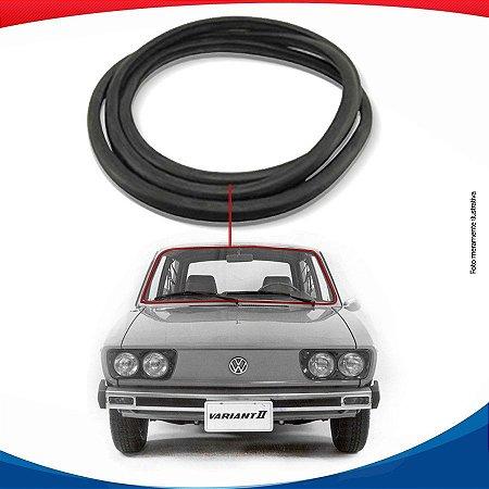 Borracha Parabrisa Volkswagen Variant II Luxo 78/81