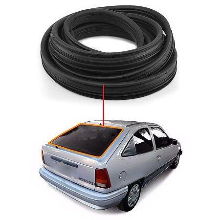 Borracha Vidro Traseiro Vigia Chevrolet Kadett 89/99
