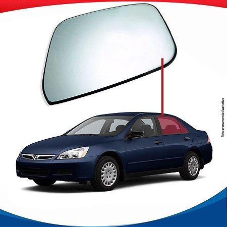 Vidro de porta traseiro esquerdo Honda Accord 03/07