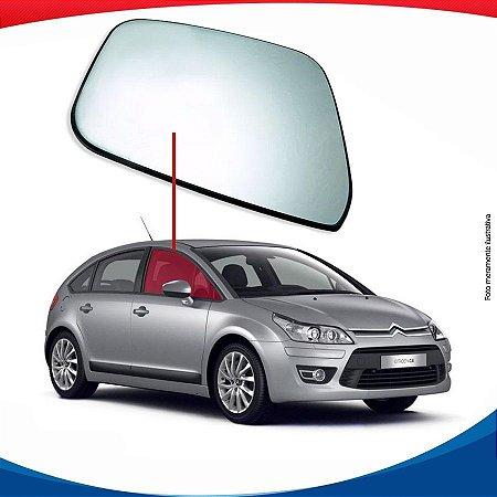 Vidro de porta dianteiro direito Citroën C4 Pallas hatch