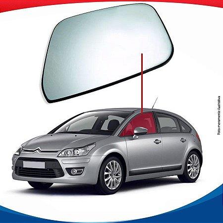 Vidro de porta dianteiro esquerdo Citroën C4 Pallas hatch
