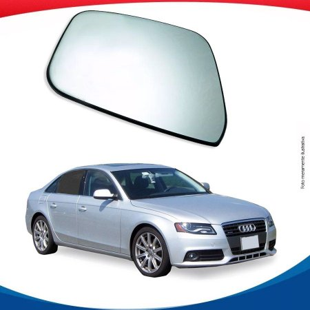 Vidro Porta Original Audi A4 4 Pts. Sedan 09/16