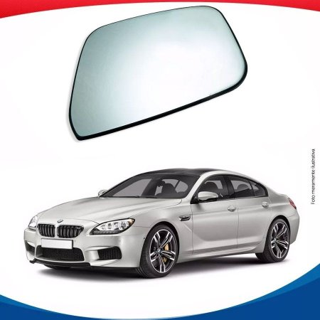Vidro Porta Original BMW Grand Coupe M6 13/16