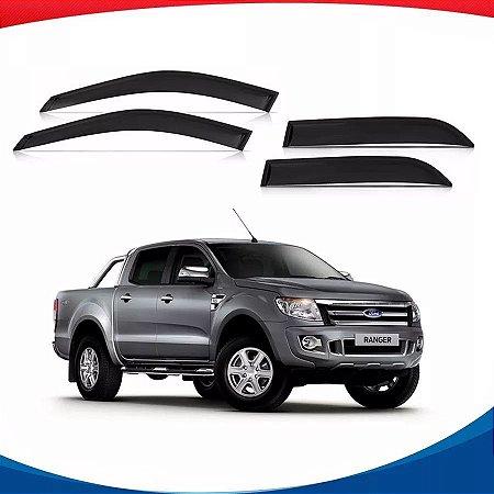 Calha Ford Ranger 13/... 4 Portas