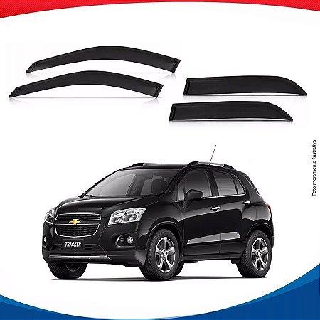 Calha Chevrolet Tracker 2014/... 4 Portas