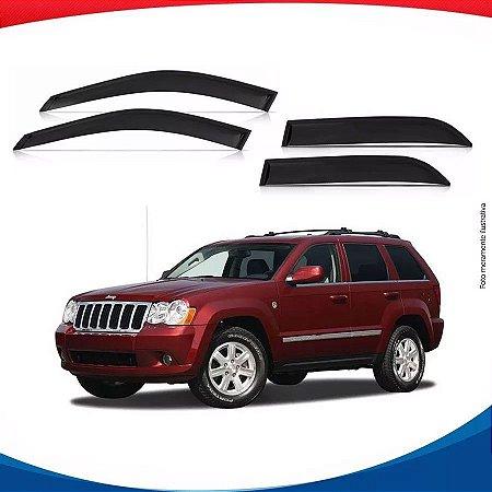 Calha Chuva Jeep Cherokee Limited 4 Portas 08/14