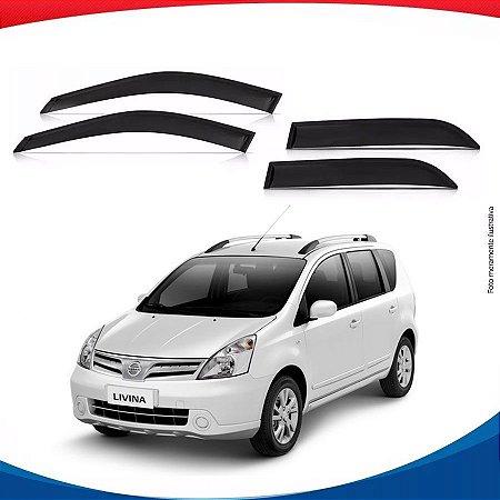 Calha Chuva Nissan Livina