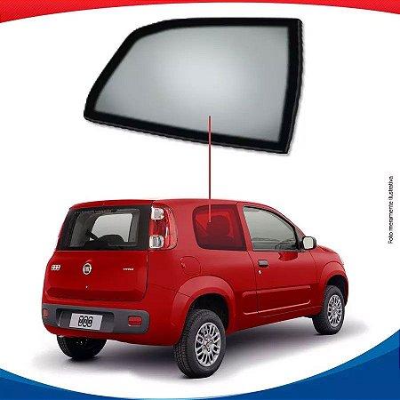 Janela Lateral Fixa Direita Fiat Uno Vivace 11/16