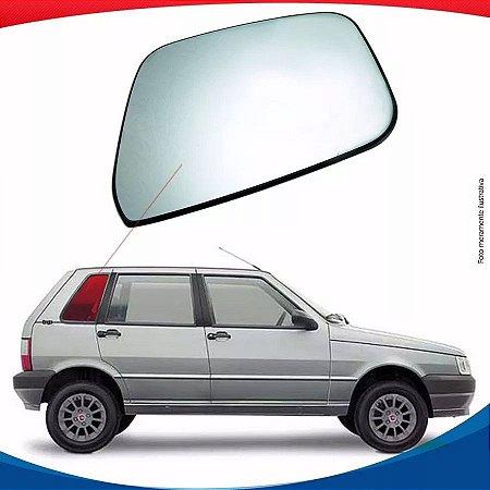 Vidro Óculos Traseiro Lado Direito Fiat Uno