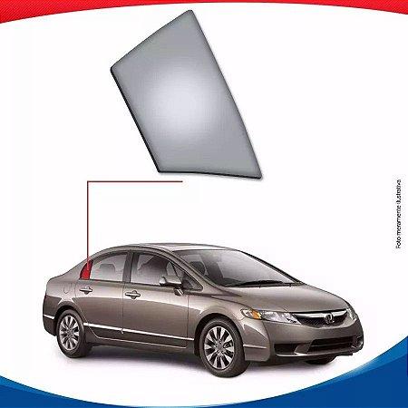 Vidro Óculos Traseiro Direito Porta Honda Civic 06/12