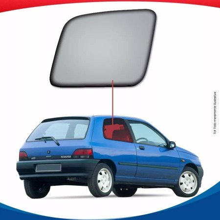Janela Fixa Traseira Lado Direito Renault Clio 95/99