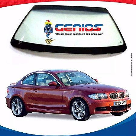 Parabrisa Bmw Série 1 Coupe 12/16 Vidro Dianteiro Sem Sensor  e Com logo na grade