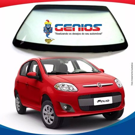 Parabrisa Fiat Novo Palio 12/16 Vidro Dianteiro Sem Sensor