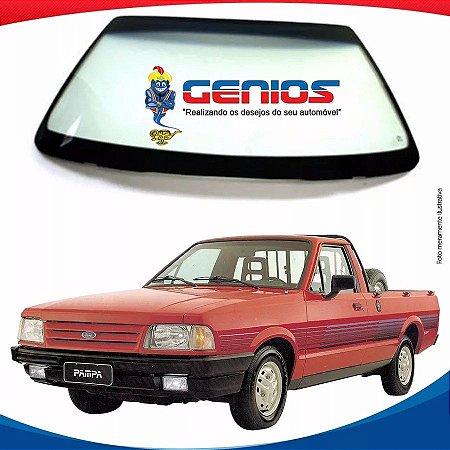 Parabrisa Ford Pampa 78/97 - Vidro Dianteiro Menedin