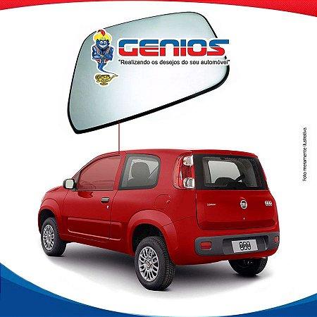 Vidro Porta Lado Esquerdo Fiat Uno Vivace 2 Portas 11/16