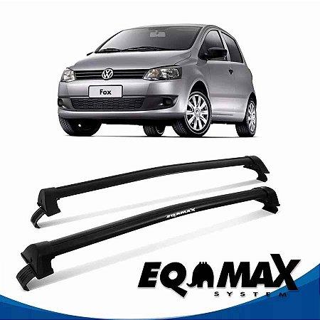 Rack Eqmax Volkswagen Fox 4P New Wave 04/14 preto