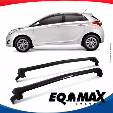 Rack Eqmax HB20 Hatch  New Wave 2012 Preto