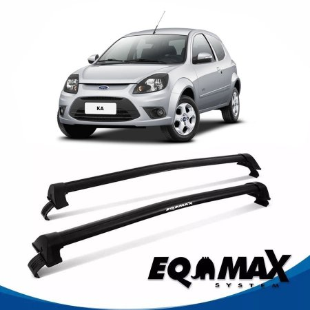 Rack Eqmax KA novo 2P New Wave 97/07 preto