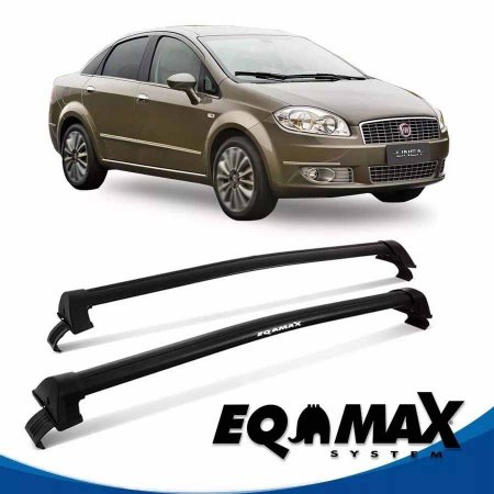Rack Eqmax Etios Sedan New Wave 14/15 preto