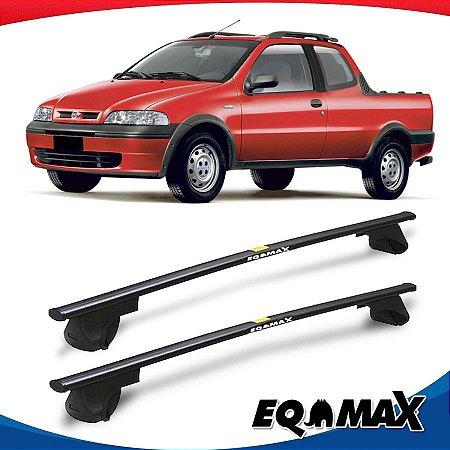 Rack Teto Alpha Aço Fiat Strada Adventure 02/07