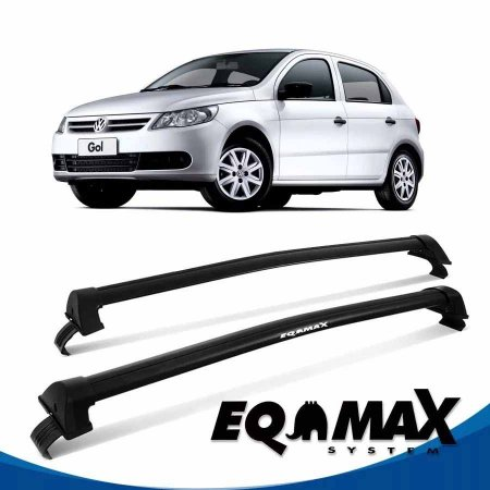 Rack Eqmax VW Gol New Wave 08/13 preto