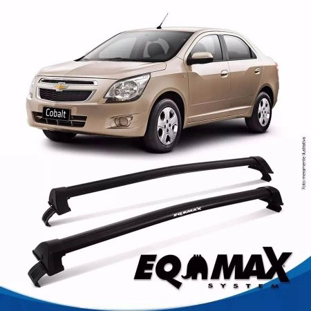 Rack Eqmax Cobalt 4P New Wave 12/15 preto