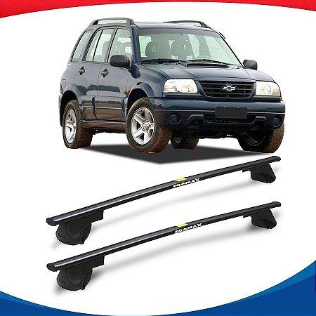 Rack Teto Alpha Aço Chevrolet Tracker 99/14