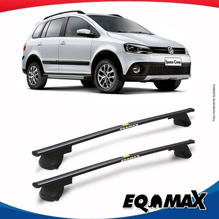 Rack Teto Alpha Aço Volkswagen Space Cross 12/15