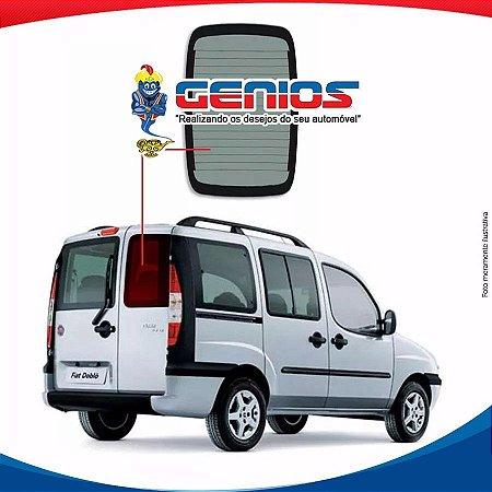 Vigia Térmico Direito (Pequeno) Fiat Doblo Vidro Traseiro